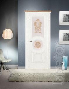 Door white patina