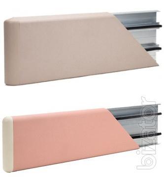 The bumper plastic Board