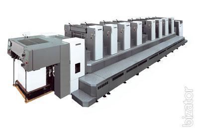 Sell offset printing machine Shinohara.