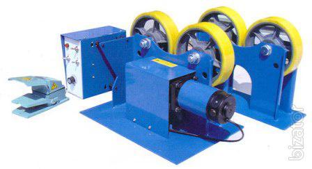 Rotator welding roller universal NHTR-1000