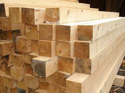 Lumber from Russia with delivery