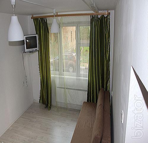 Daily rent apartment in Train,