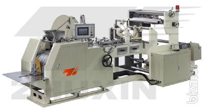 Sell machine for the production of paper food packages, automatic.