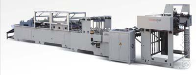 Will sell a machine for making paper bags Victoria ZB 1100A