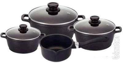 Cookware sets for kitchen kitchenware berghof cooke co for Kitchen set rate