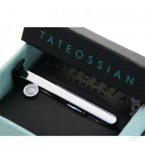 Tie clip Tateossian 2697