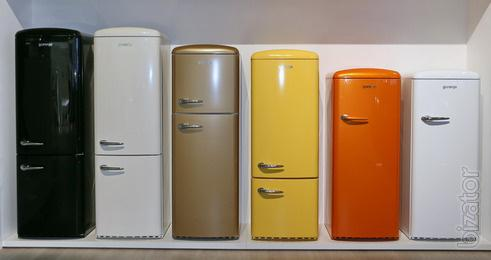 Catering service washing machines, electric stoves, vacuum cleaners, televisions, microwave ovens, freezers, refrigerators