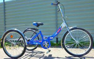 "Bike adult tricycle cargo ""Riksha"""