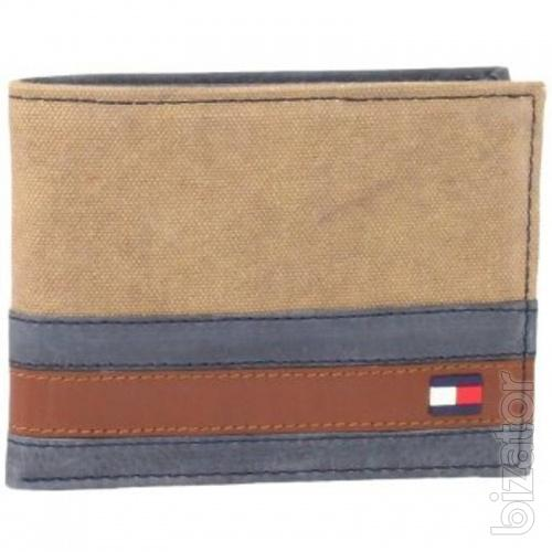 Wallet Tommy Hilfiger will sell urgently! Not expensive! Appropriate bargaining!