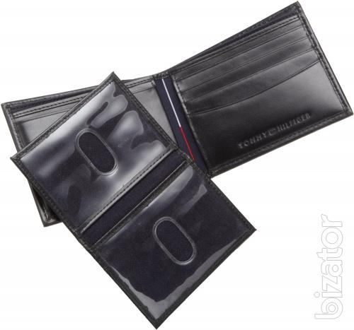 Sell Wallet Tommy Hilfiger (black, brown, dark brown)