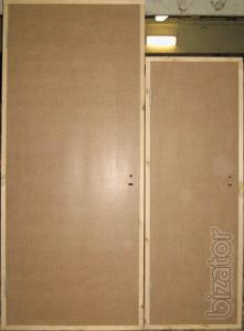 Doors GOST 24698-81, GOST 6629-88 production, all Regions of the Russian Federation