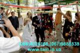 Wedding, anniversary, birthday, corporate party, New Year in Kiev and the region! The master of ceremonies, live music, DJ