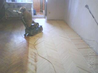 Will grinding / polishing floor