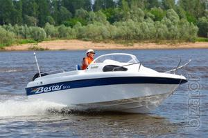 Bester-500 with a cabin
