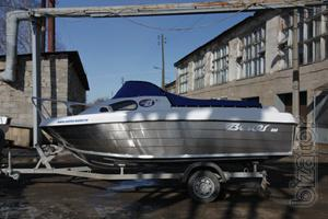 Bester-500 with aluminum cabin