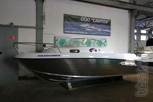 Bester-500 RUB with aluminum cabin