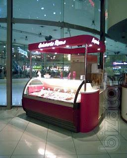 Помогу открыть кафе-мороженое