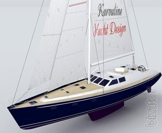 Projects yachts and water structures
