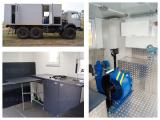 Laboratory studies of wells KAMAZ
