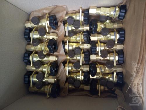 Вентиль запорный продувочный КВО 7401,КВО 7406