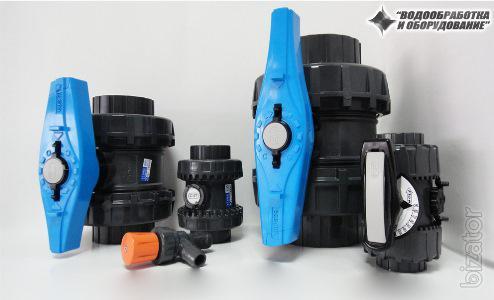 Ball valves PVC