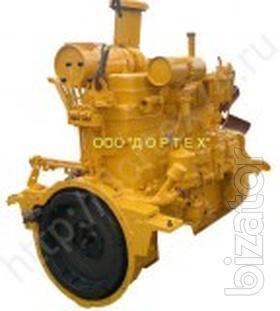 Spare parts for bulldozers, pipelayers, excavators, graders T-170, T-130, T-10, DZ-98, RS-171, B-10, B-170, B-130, DZ-B, D.