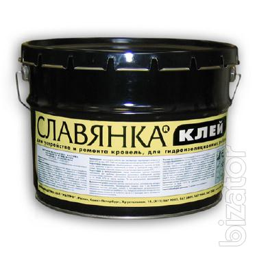 Slavyanka roofing adhesive