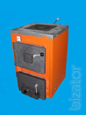 Solid fuel boilers series ACTV