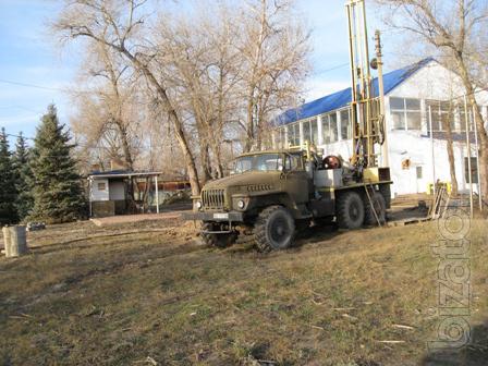 "Artesian well under the ""Key"" in the Dnepropetrovsk region, Ukraine!"
