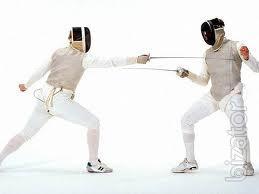 Fencing equipment - Dynamo, Kiev, Ukraine