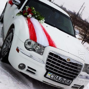 A car for a wedding Simferopol