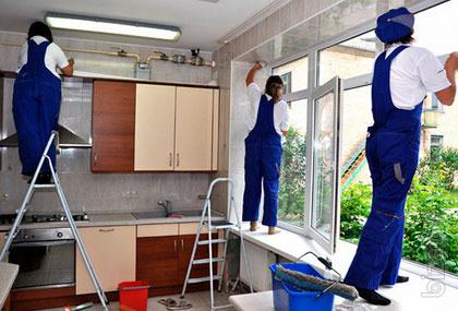 Cleaning Of Apartments And Houses In St Petersburg The Campaign Till End