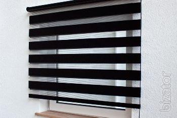 Roller blinds in Moscow from the Company Sunlock