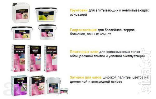 Sale of construction chemicals Murexin (Austria)