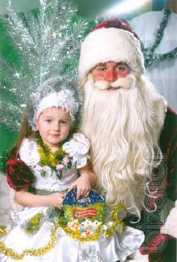 Вызов заказ Деда Мороза Киев