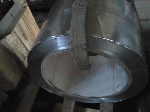 Сталь нержавеющая в рулоне марки AISI 321(EN 1,4541/08Х18Н10Т)