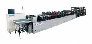 JDM600-S  Automatic high-speed three side seal bag making machine