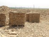 Камень песчаник  на поддонах