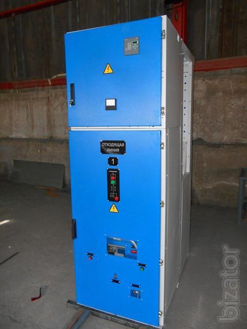 Комплектное распределительное устройство КМ-1Ф