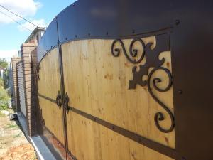 Ворота кованые решётки калитки по доступной цена