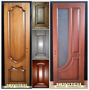 Покраска дверей, мебели, лесниц, фасадов и других изделий из дерева, шпона, мдф.