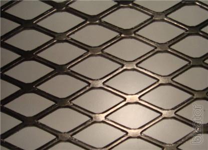 Expanded Metal Grid