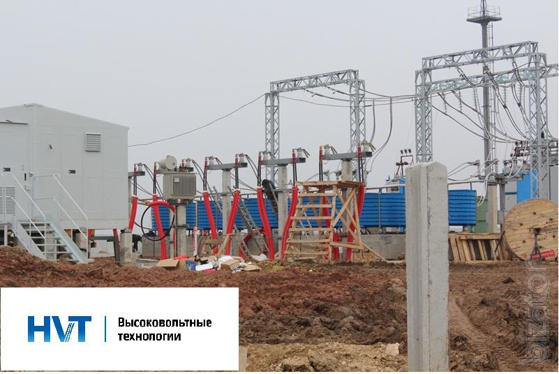 Трансформаторные подстанции КТПБ