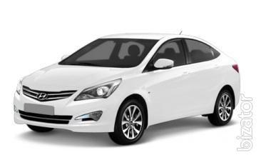 Hyundai Solaris 1.4L(MT)