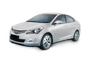 Hyundai Solaris 1.6L(AT)