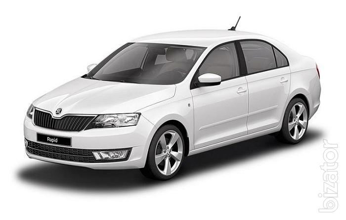 Skoda Rapid 1.4 TSI (AT)