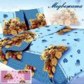 Комплект постельного белья КПБ Медвежата