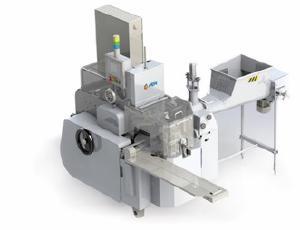 Машина ARM для фасовки масла, маргарина, спреда, творога в брикеты
