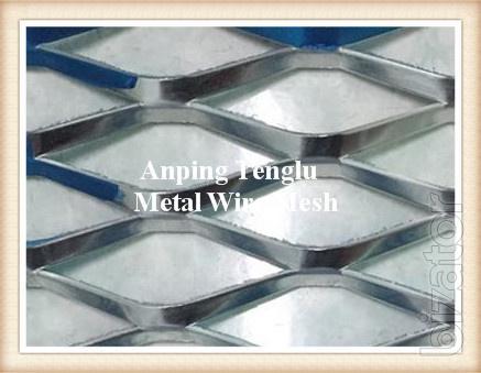 Expanded Aluminum /Aluminum Expanded Metal Mesh