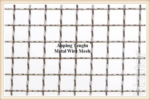 Aluminum Woven Wire Mesh